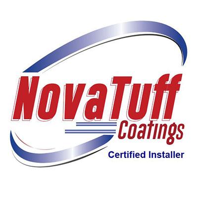 NovoTuff Coatings Certified Installer